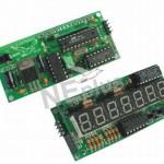 LED MIKROPROCESOROWY CZĘSTOŚCIOMIERZ 10Hz - 100MHz LED
