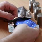 Samoładujące się akumulatory