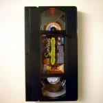Zegarek z VHS