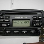 Zdjęcia radia ford zablokowane trzeba po czekać 30 minut