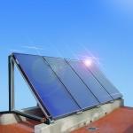 Instalacja solarna izolowana HT/Armaflex S, fot. Armacell