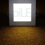 Panel LED 20x20 cm