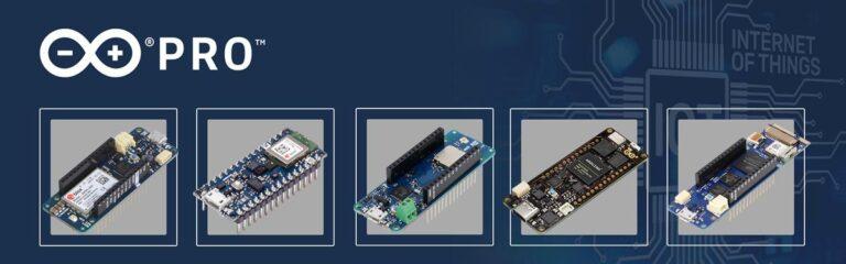 Arduino Pro – niekonwencjonalna, łatwa droga do sukcesu aplikacji Io