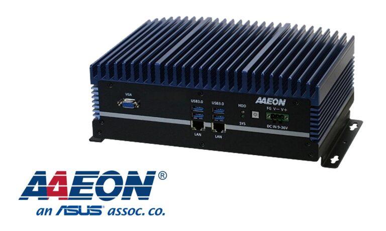 Komputery przemysłowe serii BOXER od AAEON