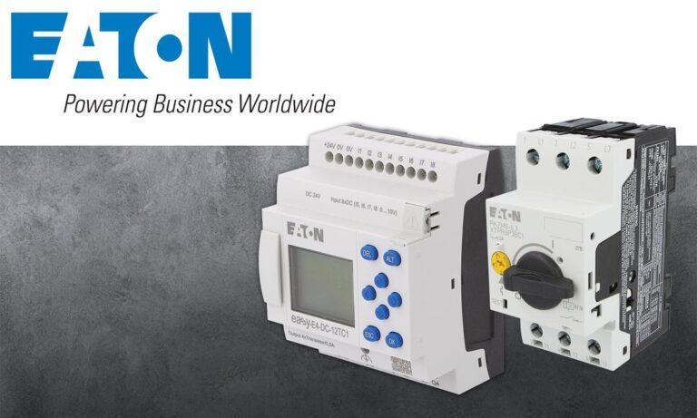 Kompleksowe rozwiązania dla automatyki od Eaton Electric