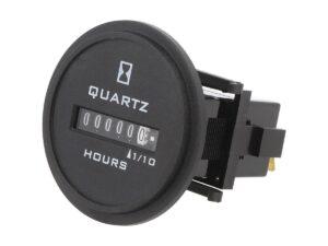 Elektromechaniczny wskaźnik czasu pracy marki Trumeter